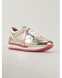 Jimmy Choo London Sneakers - Lyst