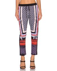 Clover Canyon - Native Scarf Pant - Lyst
