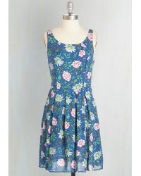Sunny Girl Pty Lltd - Vine A Way To My Heart Dress - Lyst