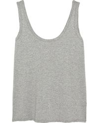The Row Tee Stretchjersey Tank - Lyst