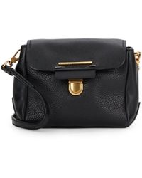 Marc By Marc Jacobs Sheltered Island Colorblock Leather Bag - Lyst