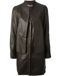 Halston Jacket and Dress in One - Lyst