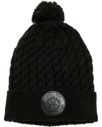 Black Scale The Satans Workshop Beanie - Lyst