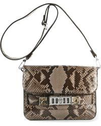 Proenza Schouler Medium Ps11 Shoulder Bag - Lyst