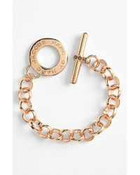 Marc By Marc Jacobs - 'toggles & Turnlocks' Link Bracelet - Lyst