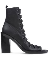 Ann Demeulemeester | Ankle Boots | Lyst