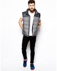 The North Face Nupste Gilet - Lyst