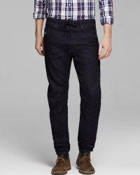 Diesel Jeans Narrot Jogg Slim Straight in Denim - Lyst
