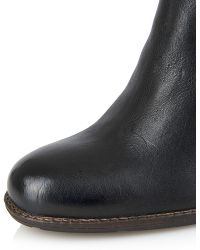 Cara London - Heeled Ankle Boot - Lyst