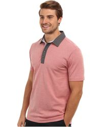 Travis Mathew Carl Spackler Ss Polo - Lyst