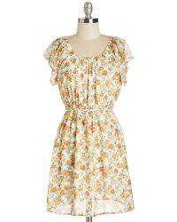 Poema Playing Fleur Keeps Dress - Lyst