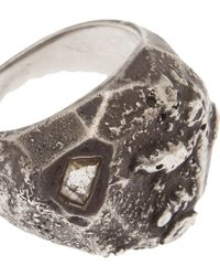 Beth Orduna - Faceted Dome Ring - Lyst
