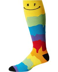 Neff - Happy Snow Socks - Lyst