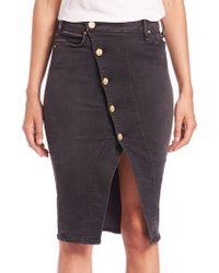 Mcguire   Neverland Wrap Skirt   Lyst