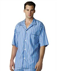 Polo Ralph Lauren Sailor Plaid Sleep Shirt - Lyst