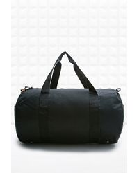 Herschel Supply Co. Sutton Barrel Bag In Black - Lyst