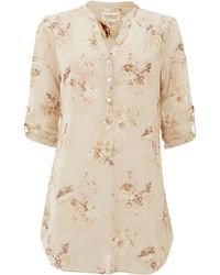 Denim And Supply Ralph Lauren B Floral Tunic - Lyst