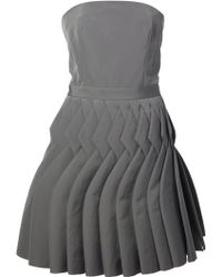 Viktor & Rolf Voluminous Skater Dress - Lyst