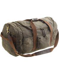 J.Crew - Abingdon Sporting Duffel Bag - Lyst