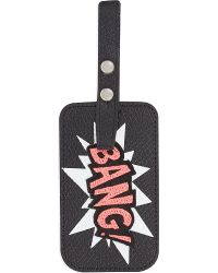 Longchamp - Le Pliage Bang Luggage Tag - Lyst