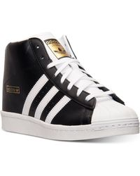 Adidas Women'S Superstar Up Casual Sneakers From Finish Line - Lyst