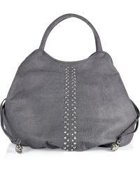 Thomas Wylde - Studded Leather Shoulder Bag - Lyst