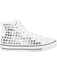 Manoush - Studded Converse Sneakers - Lyst