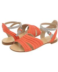 Proenza Schouler Leather Sandals - Lyst