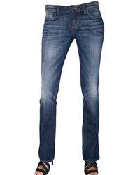 Siwy Stretch Denim Flared Jeans - Lyst