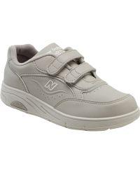 New Balance W811 Velcro Walking Shoe (women) - Lyst