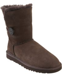 Ugg 'Bailey Button' Boot - Lyst