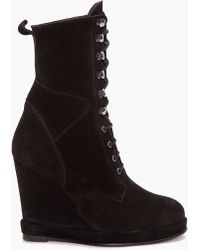 Surface To Air - Packer Wedge Boots - Lyst