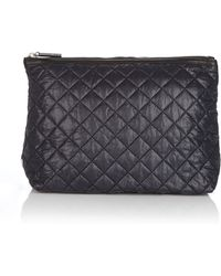 Tory Burch Alice Large Soft Cosmetic Case - Lyst