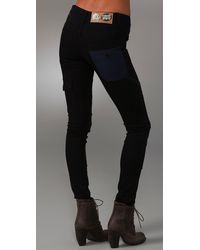 Cheap Monday Worker Tight Jeans - Lyst