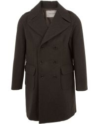 Casely-Hayford - Military Overcoat - Lyst