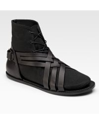 Dior Homme - Runway Sandals - Lyst