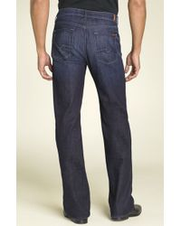 7 For All Mankind 'Austyn' Relaxed Straight Leg Jeans - Lyst