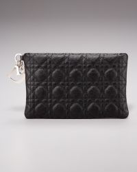 Dior | Panarea Medium Flat Clutch | Lyst