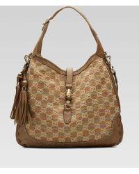 Gucci - New Jackie Large Shoulder Bag - Lyst