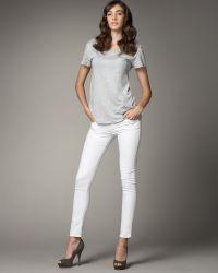 Rock & Republic - Posey Twill Skinny Ankle Jeans - Lyst