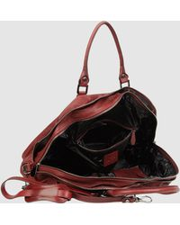 A Brand Apart - Large Leather Bag - Lyst