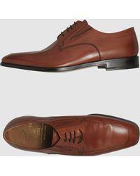 Lanciotti Dé Verzi - Laced Shoes - Lyst