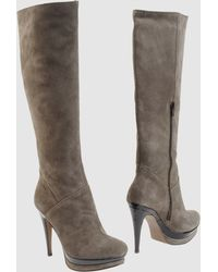 Nana' - High-heeled Boots - Lyst