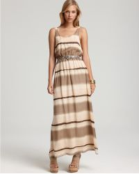 Alice + Olivia Jill Belted Maxi Dress - Lyst