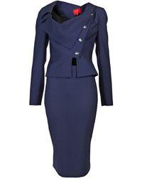 Vivienne Westwood Red Label - Suit - Lyst