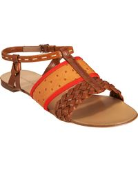 Proenza Schouler Braided Sandal - Lyst