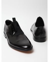 Marc Jacobs Mens Derby Elasticated Shoe - Lyst
