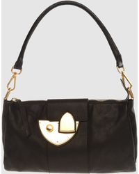 Vionnet Medium Leather Bag - Lyst
