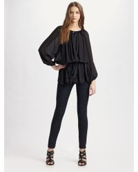 Elizabeth And James Laurette Blouse - Lyst