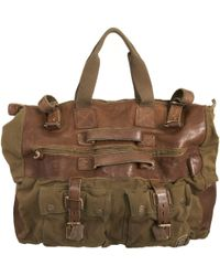 Belstaff - Military Travel Bag - Lyst